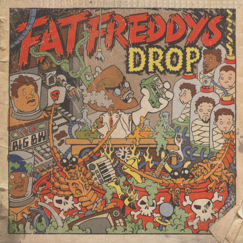 Fat Freddys Drop - Dr Boondigga & The Big BW