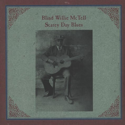 Blind Willie McTell - Scarey Day Blues