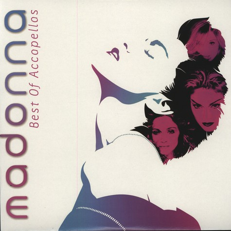 Madonna - Best of Madonna Accapellas