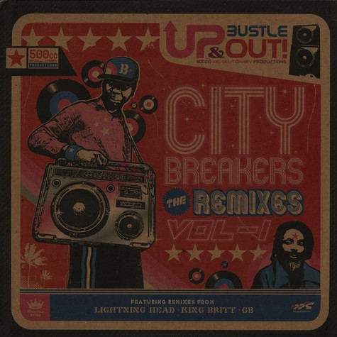 UpBustle & Out - City Breakers: The Remixes Vol-I