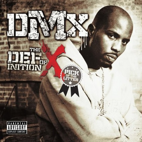 DMX - Definition of X Poster