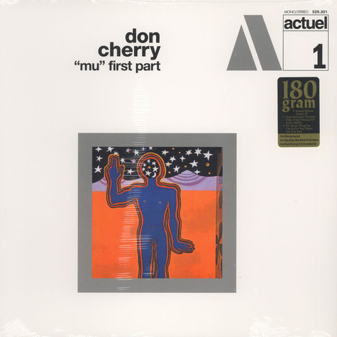 Don Cherry - Mu - First Part