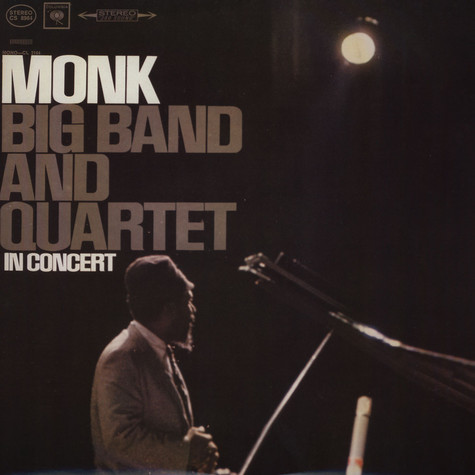 Thelonious Monk - In Concert