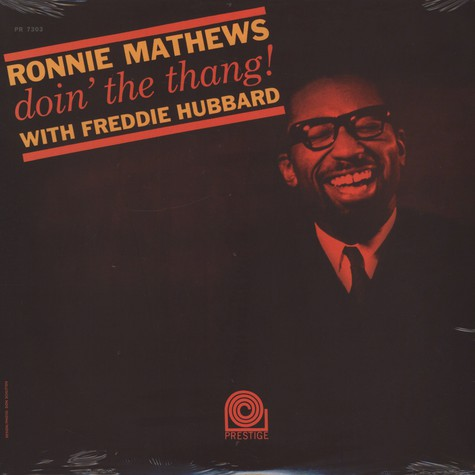 Ronnie Mathews - Doin' The Thang! With Freddie Hubbard