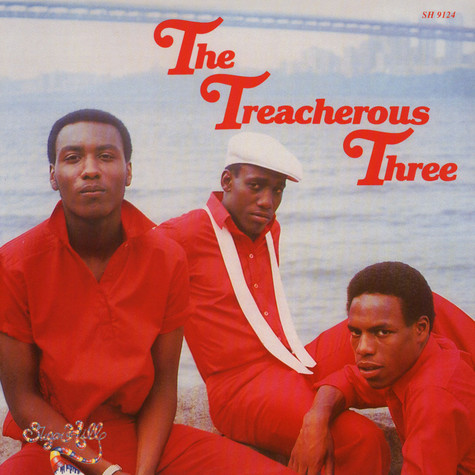 Treacherous Three - The Treacherous Three