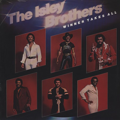 Isley Brothers, The - Winner Takes All