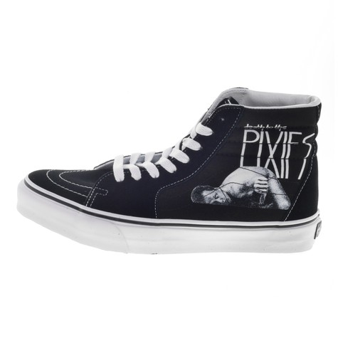 Vans x Pixies - Sk8-Hi Death To The Pixies