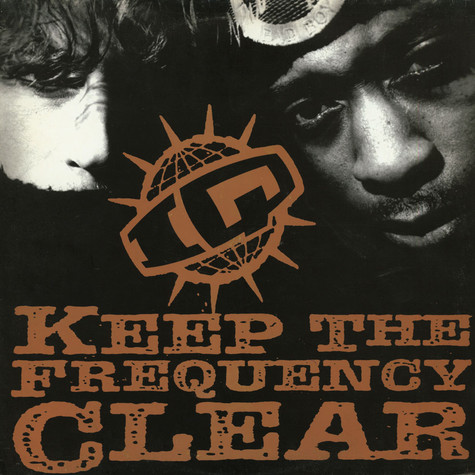 "Eric ""IQ"" Gray - Keep The Frequency Clear"
