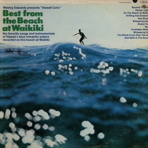 Webley Edwards  - Best from the beach at waikiki
