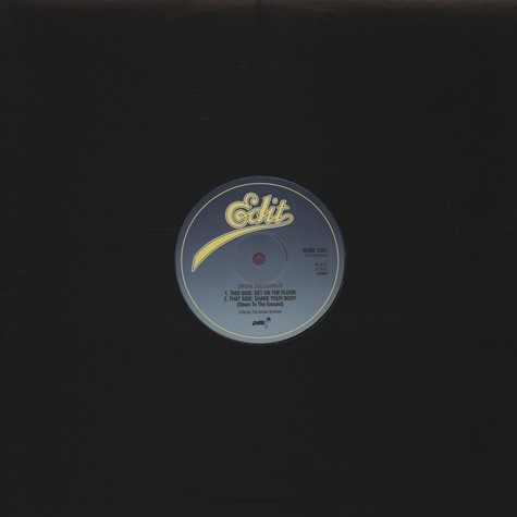 Brown Brothers - Get On The Floor / Shake Your Body
