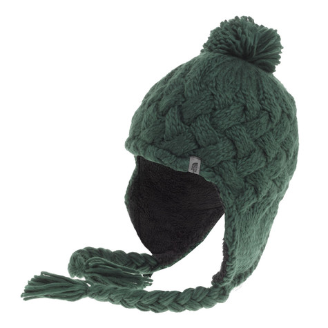 The North Face - Fuzzy Earflap Women Beanie