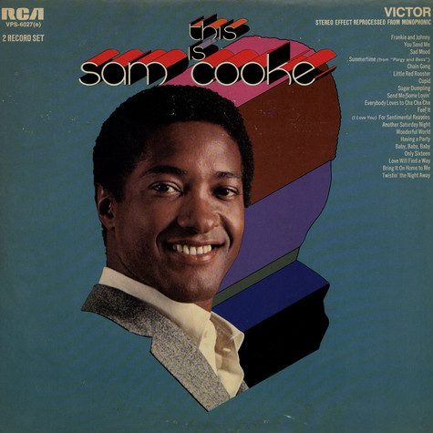Sam Cooke - This Is Sam Cooke