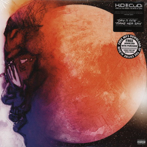 Kid Cudi - Man On The Moon: The End Of The Day