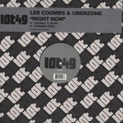 Lee Coombs & Uberzone - Right Now