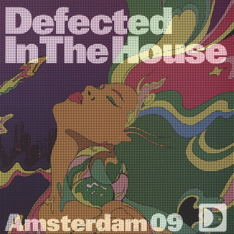 Defected In The House - Amsterdam 09 EP 2