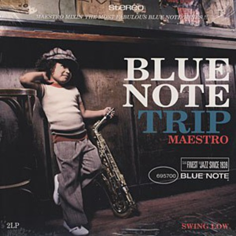 V.A. - Blue Note Trip - Volume 8 - Swing Low