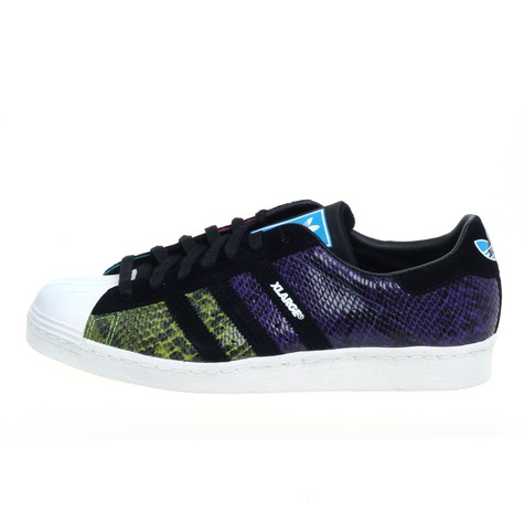 adidas x XLarge - Superstar 80 Five-Two 3 Brand Pack