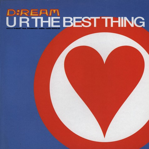 D:Ream - U R The Best Thing