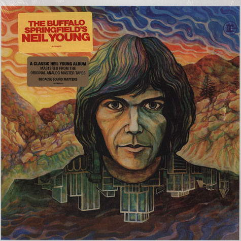 Neil Young - Neil Young Remastered 200 Gram Vinyl