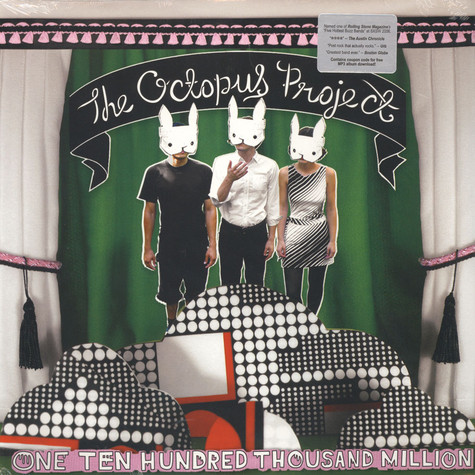 Octopus Project, The - One Ten Hundred Thousand Million