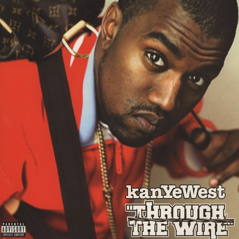 Kanye West - Through the wire - Vinyl 12