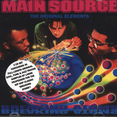 V.A. - Main Source Breaking Atoms - The Original Elements