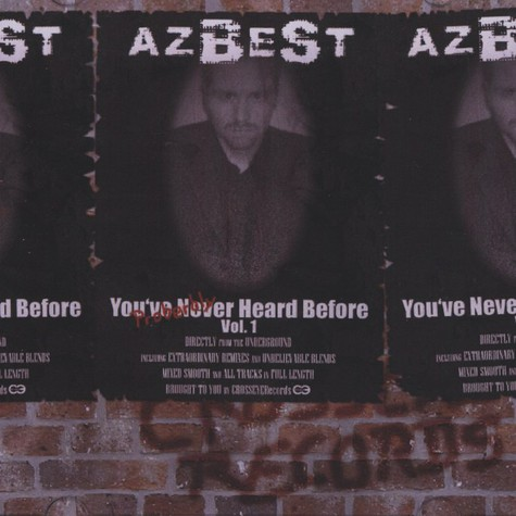 AzBest - You're (probably) never heard before volume 1