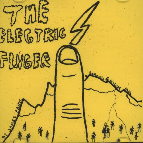 James Pants - The Electric Finger