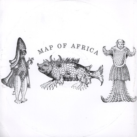 Map Of Africa (DJ Harvey & Thomas Bullock) - Freaky Ways Instrumental / Gonna Ride