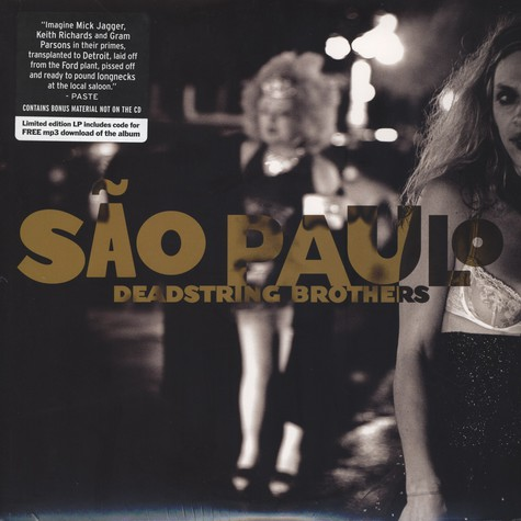 Deadstring Brothers - Sao Paolo