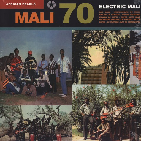 African Pearls - Electric Mali 70s