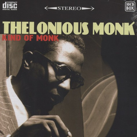 Thelonious Monk - Kind Of