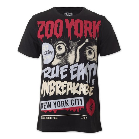 Zoo York - Horror T-Shirt