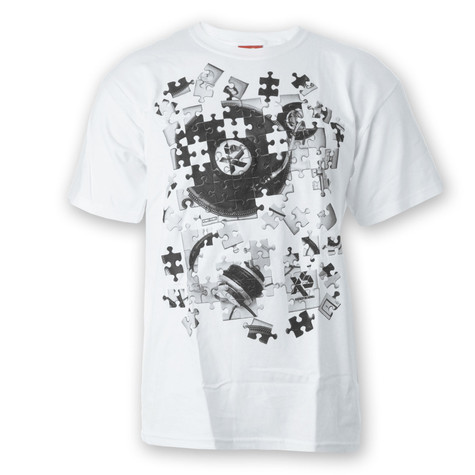 Exact Science - Jigsaw T-Shirt