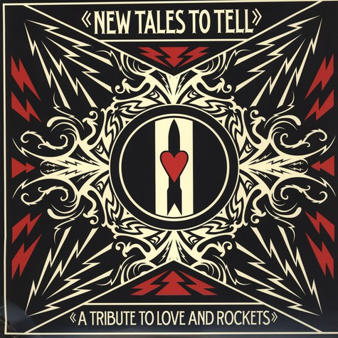 V.A. - New Tales To Tell: A Tribute To Love And Rockets