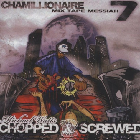 Chamillionaire                 - Mix Tape Messaih 7 Chopped N Screwed