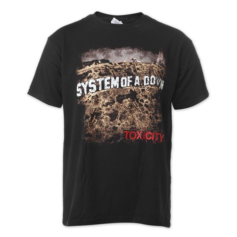System Of A Down - Vintage Toxicity T-Shirt
