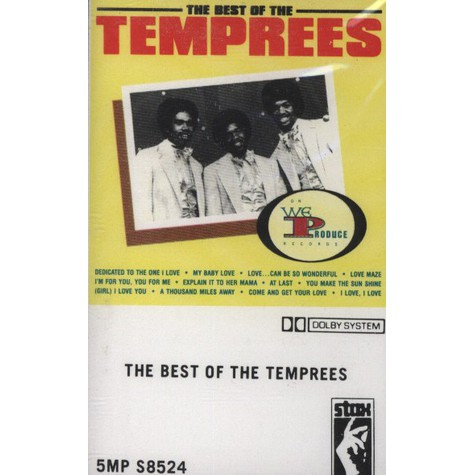 Temprees - The Best Of The Temprees