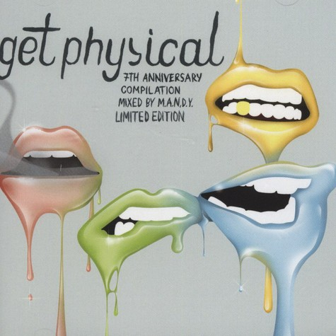 M.A.N.D.Y. presents: - Get Physical 7th Anniversary Compilation Limited Edition