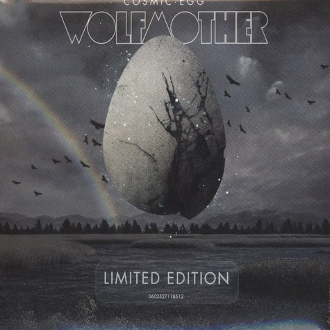Wolfmother - Cosmic Egg Limited Edition