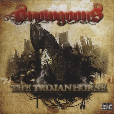 Snowgoons - The Trojan Horse