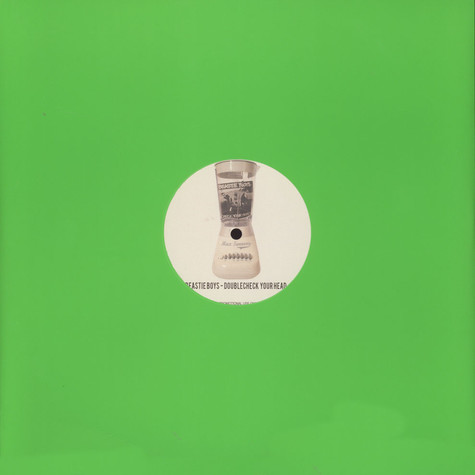 Beastie Boys Vs Max Tannone - Doublecheck Your Head EP
