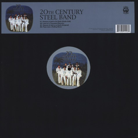 20th Century Steel Band - Heaven & Hell