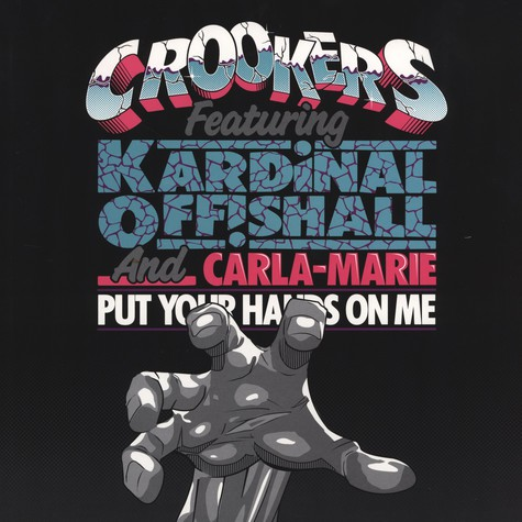 Crookers - Put Your Hands On Me Hudson Mohawke Remix
