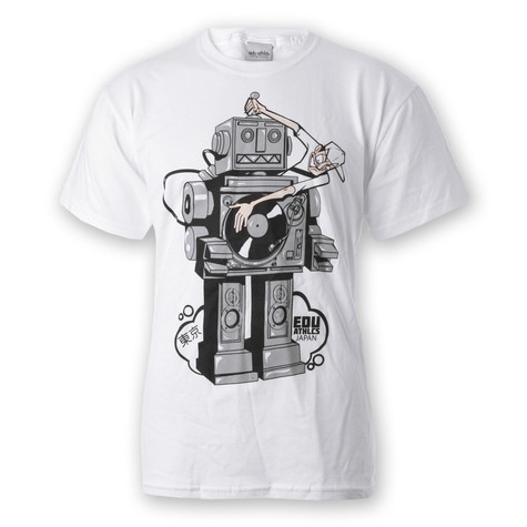 Edukation Athletics - Robot T-Shirt