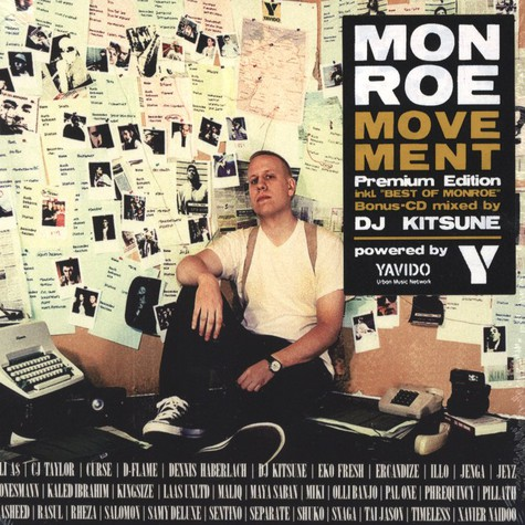 Monroe - Movement