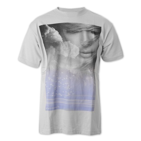 GRN Apple Tree - Eye In The Sky Fitted T-Shirt