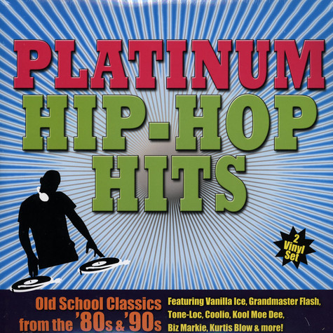 V.A. - Platinum Hip Hop Hits - Old School