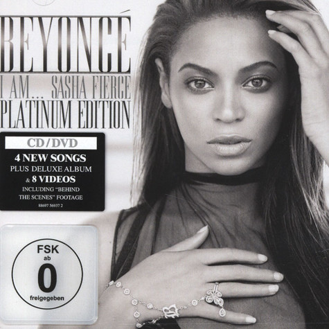 Beyonce  - I am ... Sasha Fierce Platinum Edition