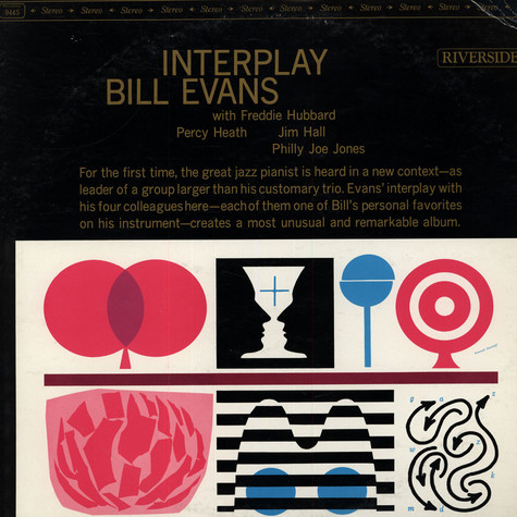Bill Evans Quintet - Interplay
